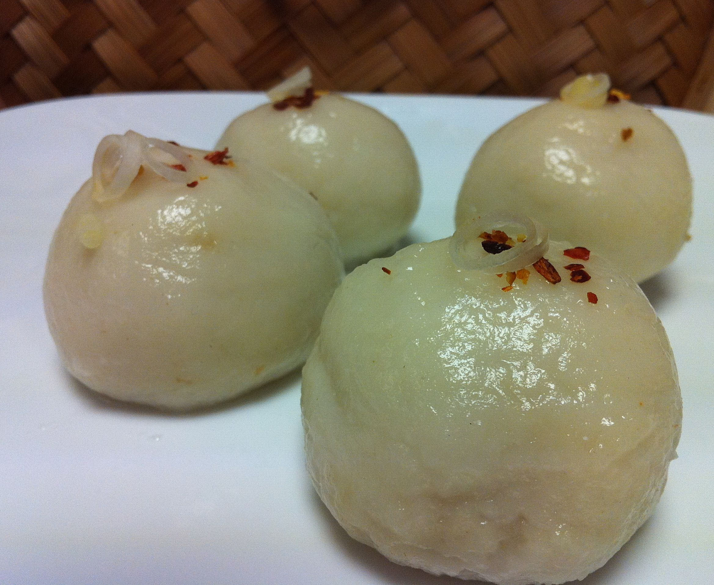 Bahn It Tran – Vietnamese Sticky Dumplings